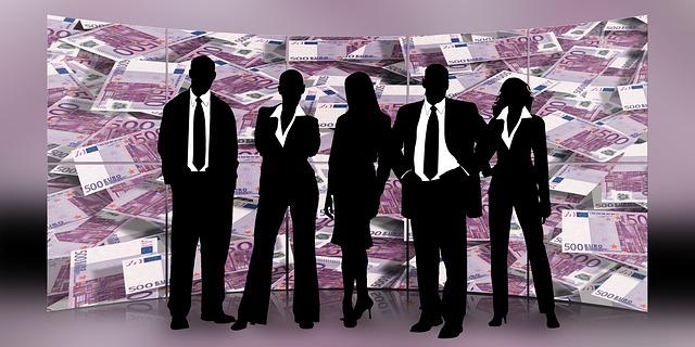 peníze podnikatelů