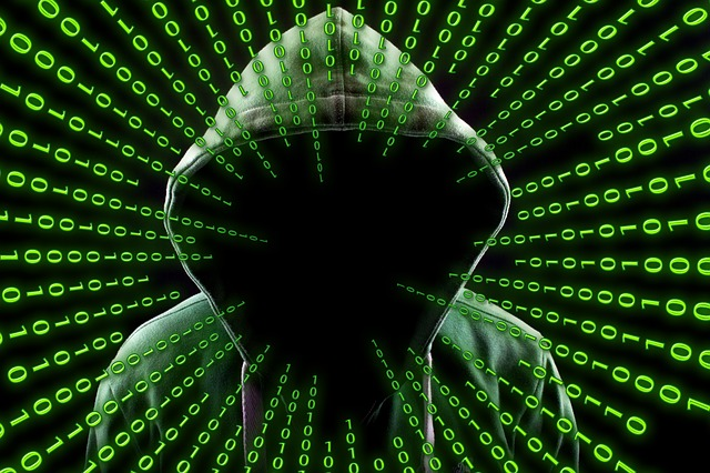 útok hackera